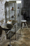 Enfermaria abandonada Fotografia de Stock Royalty Free