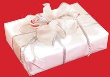 enferme dans une boîte le cadeau trois Photo stock