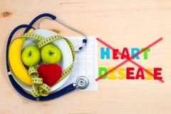 Enfermedad cardíaca Imágenes de archivo libres de regalías