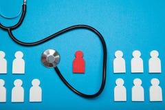 Enfermedad cardíaca de la prevención, concepto cardiaco de la salud fotos de archivo