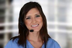 Enfermeira imagens de stock
