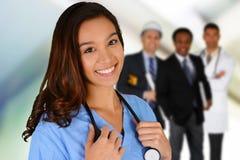 enfermeira imagem de stock royalty free