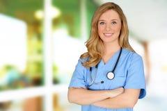 enfermeira fotografia de stock