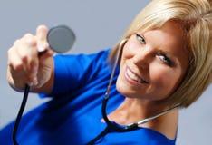 Enfermeira Foto de Stock Royalty Free