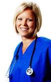 Enfermeira Imagem de Stock