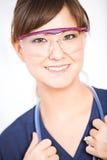 Enfermeira: imagem de stock