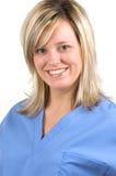 Enfermeira do hospital Foto de Stock