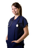 Enfermeira dos jovens Fotografia de Stock Royalty Free