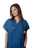 Enfermeira dos jovens Foto de Stock