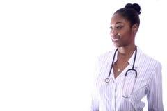 - Enfermeira - doutor médico fotografia de stock royalty free