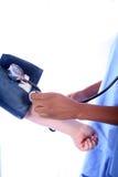 - Enfermeira - doutor médico Imagem de Stock Royalty Free