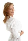 Enfermeira encantadora Fotografia de Stock Royalty Free