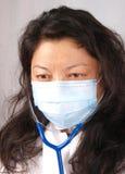 Enfermeira fêmea Imagem de Stock Royalty Free
