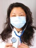 Enfermeira fêmea Imagens de Stock