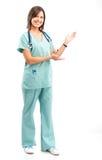 Enfermeira médica fotografia de stock