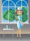 Enfermera Foto de archivo