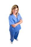 Enfermera 2 Imagen de archivo libre de regalías