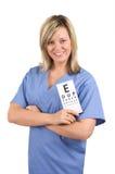 Enfermera 2 Fotografía de archivo libre de regalías