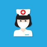 enfermera Imagen de archivo