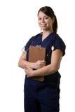 Enfermera de los jóvenes Foto de archivo libre de regalías