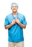 Enfermera del médico Foto de archivo libre de regalías