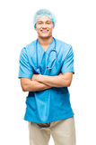 Enfermera del médico  Imagen de archivo libre de regalías