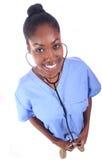 - Enfermera - doctor médico foto de archivo libre de regalías