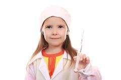Enfermera menor Fotografía de archivo