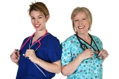 Enfermeras fotografía de archivo