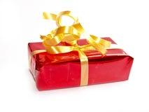 Enfermez dans une boîte le cadeau Image libre de droits