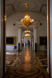 Enfilade Stock Photography