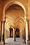 Enfilade в Kairouan Стоковая Фотография RF