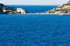 Enfola Bay, Italy. royalty free stock photography