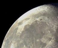 Enfraquecendo a lua cheia 2013 Fotografia de Stock Royalty Free