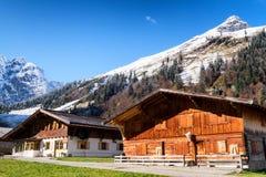 Eng alm in austria Stock Photos