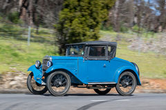Eng befreundeter offener Tourenwagen 1932 Austins 7 Lizenzfreies Stockfoto