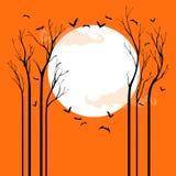 Eng Halloween stock illustratie