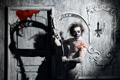 Eng spook Stock Foto's