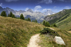Engadina Royalty Free Stock Images