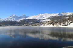 Free Engadina - Switzerland Royalty Free Stock Images - 72728799