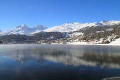 Engadina - Switzerland Royalty Free Stock Images