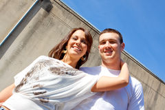 Engaged Couple Stock Photography
