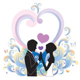 Engagement Royalty Free Stock Photos