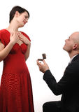 Engagement. Stock Photo