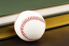 Engagement aux sports et aux livres Images stock