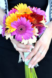 Engagement bouquet Royalty Free Stock Images