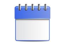 Engagement calendar Stock Image