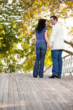 Engagement Couple Royalty Free Stock Photo