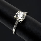Engagement Ring Royalty Free Stock Photos