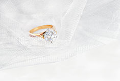 Engagement ring Royalty Free Stock Images